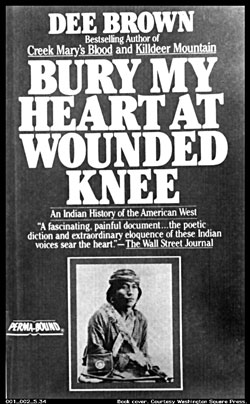 bartcop entertainment archives tuesday   bury my heart at wounded knee